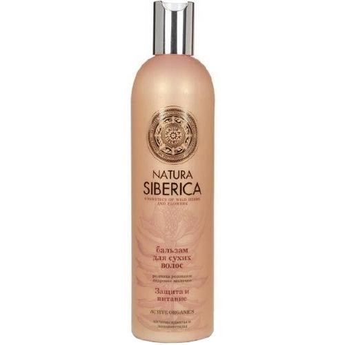 Natura Siberica Бальзам д/сухих волос Защита и питание 400 мл