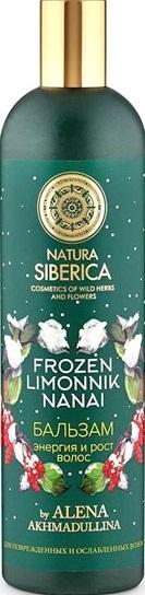 Natura Siberica Бальзам Энергия и рост волос by Alena Akhmadullina 400мл