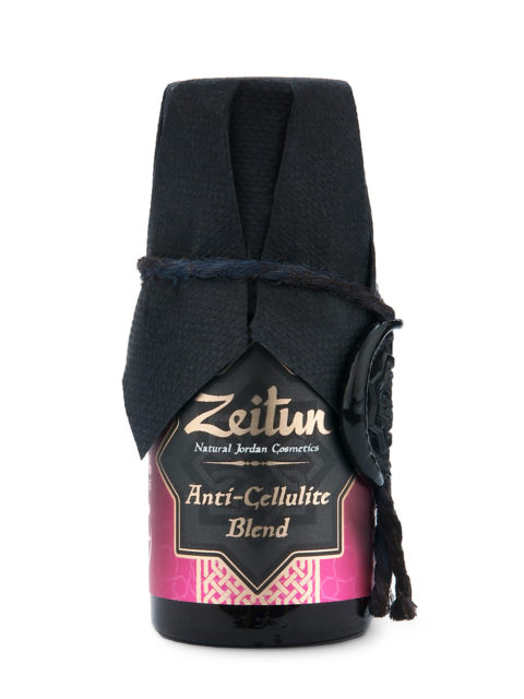 ZEITUN Антицеллюлитная смесь эфирных масел №5 10 мл