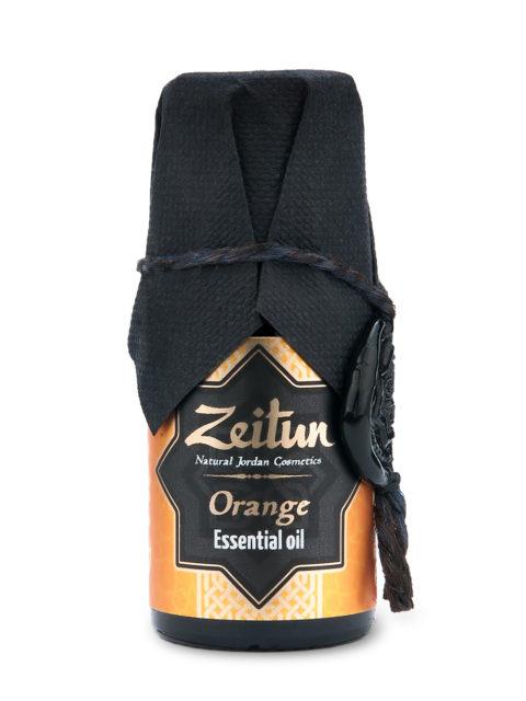 """ZEITUN Эфирное масло """"Апельсин"""" 100% натуральное 10 мл"""