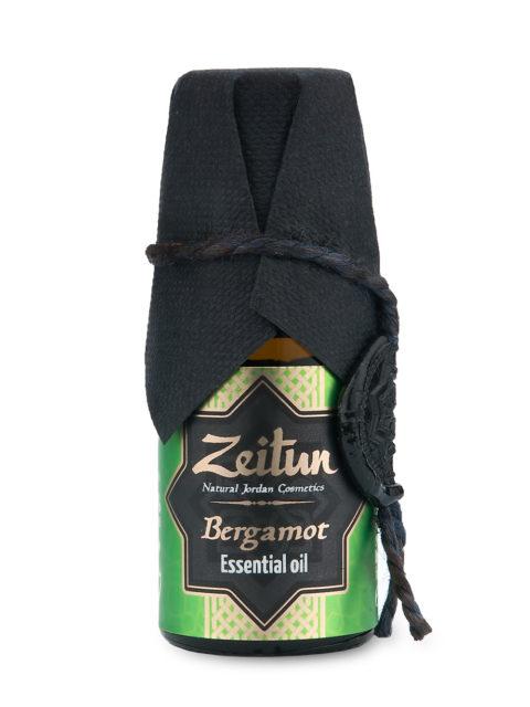 """ZEITUN Эфирное масло """"Бергамот"""" 100% натуральное 10 мл"""