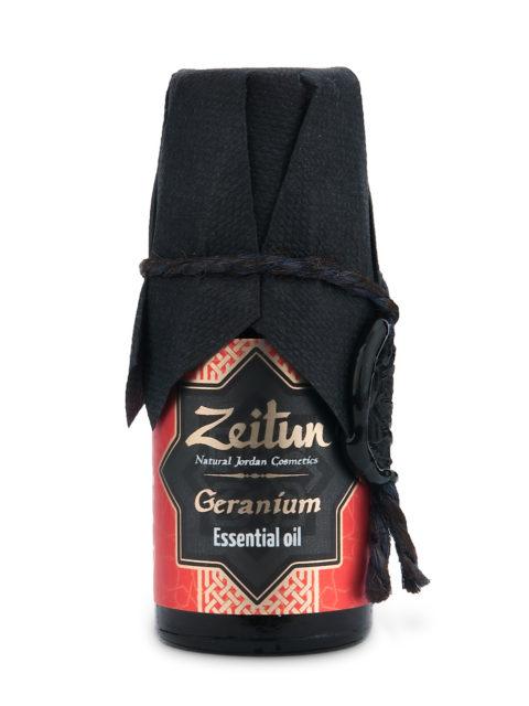 """ZEITUN Эфирное масло """"Герань"""" 100% натуральное 10 мл"""