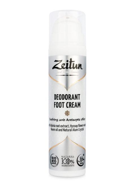 ZEITUN Крем-дезодорант для ног