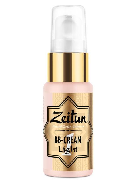 ZEITUN Минеральный BB-крем
