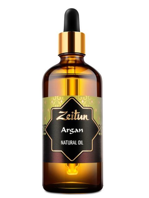 ZEITUN Натуральное растительное масло арганы 100 мл