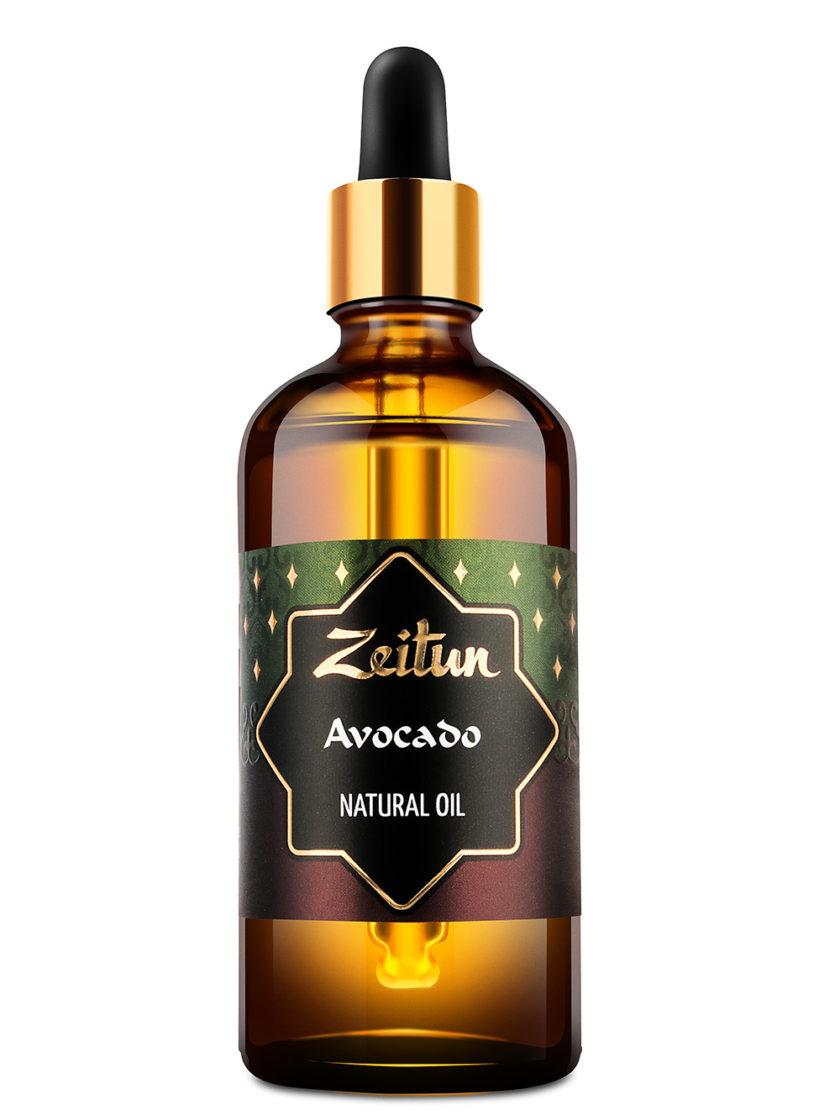 ZEITUN Натуральное растительное масло косточки авокадо 100 мл