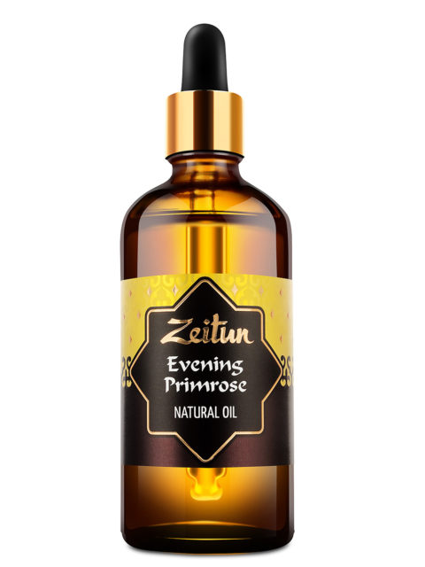 ZEITUN Натуральное растительное масло примулы вечерней 100 мл