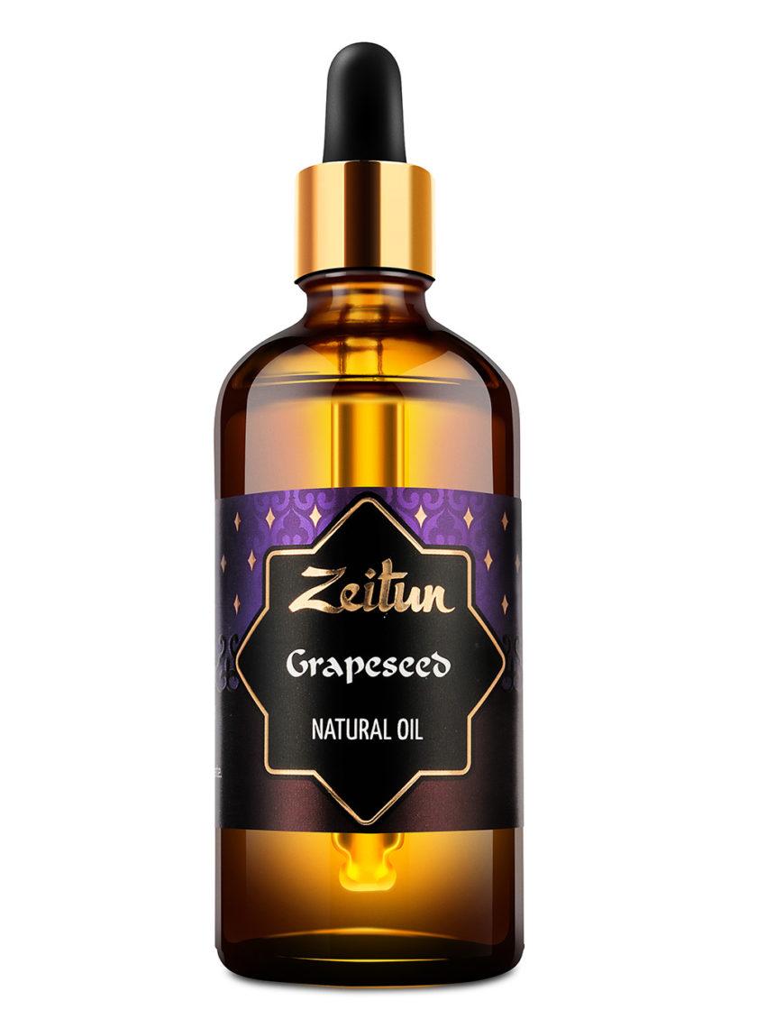 ZEITUN Натуральное растительное масло виноградной косточки 100 мл