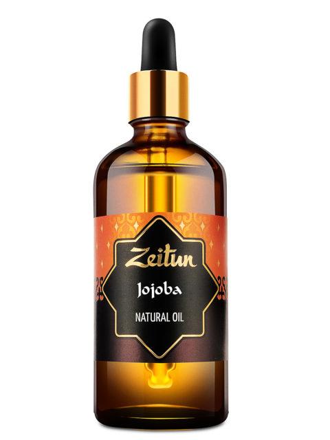 ZEITUN Натуральное растительное масло жожоба 100 мл
