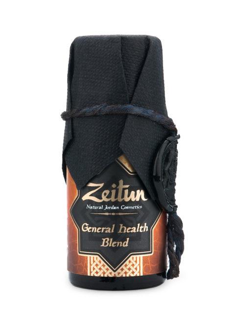 ZEITUN Общеукрепляющая смесь эфирных масел №1 10 мл