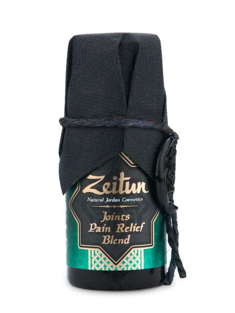 ZEITUN Смесь эфирных масел №2 для облегчения суставных болей 10 мл