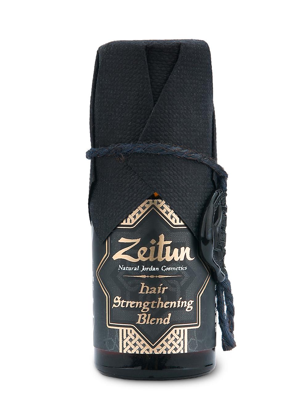 ZEITUN Смесь эфирных масел №9 для укрепления корней волос 10 мл
