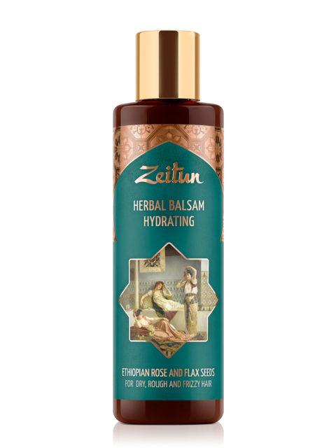 ZEITUN Увлажняющий фито-бальзам для сухих