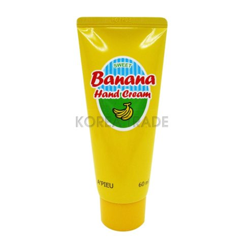 A'Pieu Banana Hand Cream Крем для рук с экстрактом банана