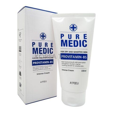 A'PIEU Puremedic Intense Cream Крем с керамидами