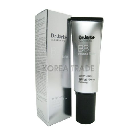 Dr.Jart+ Rejuvenating BB Beauty Balm Creams Silver Label SPF35 PA++ Омолаживающий ВВ-крем