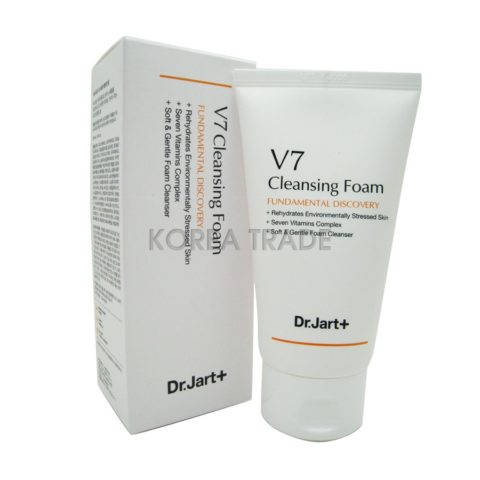 Dr.Jart+ V7 Cleansing Foam Витаминизированная пенка для умывания
