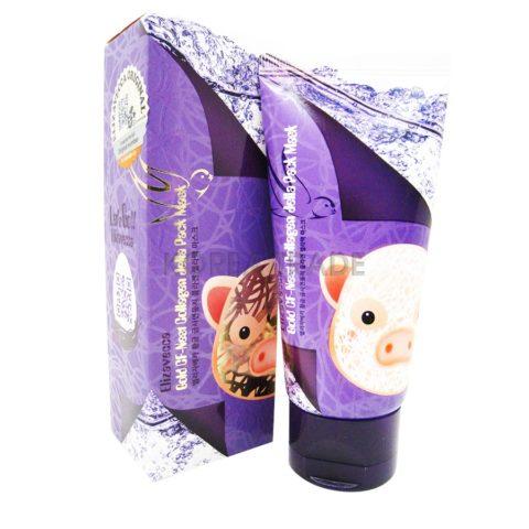 Elizavecca Gold CF Nest Collagen Jella Pack Mask Маска-пленка с экстрактом ласточкиного гнезда