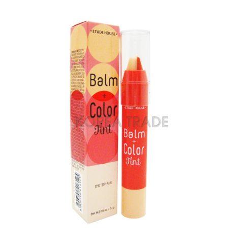 Etude House Balm+Color Tint #01 Двойной тинт-карандаш