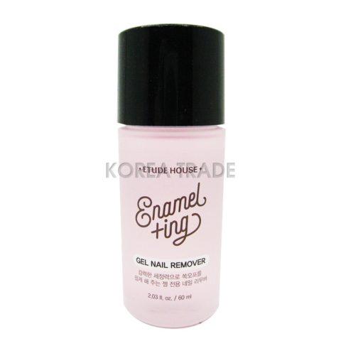 Etude House Enamel Ting Gel Nail Remover Жидкость для удаления гелевого лака
