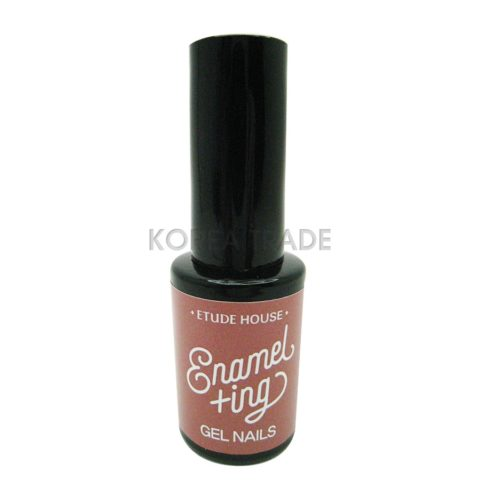 Etude House Enamelting Gel Nails #13 BR013 Лак для ногтей