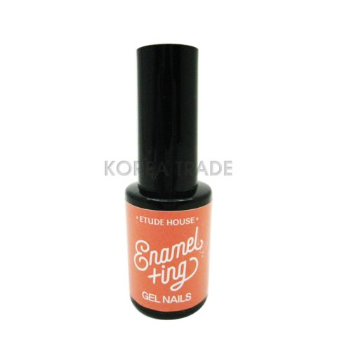 Etude House Enamelting Gel Nails #22 OR22 Лак для ногтей
