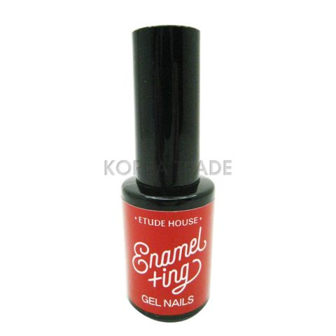 Etude House Enamelting Gel Nails #6 RD006 Лак для ногтей
