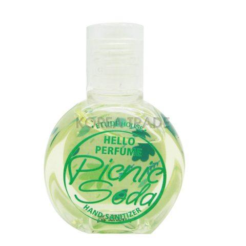 Etude House Hello Perfume Hand Sanitizer #Bubble Bubble Дезинфицирующий гель для рук