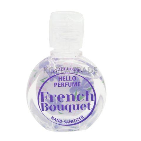 Etude House Hello Perfume Hand Sanitizer #French Bouquet Дезинфицирующий гель для рук