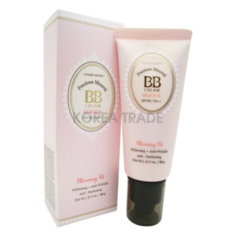 Etude House Precious Mineral BB Cream Blooming Fit SPF30/PA++ #N02 ВВ-крем