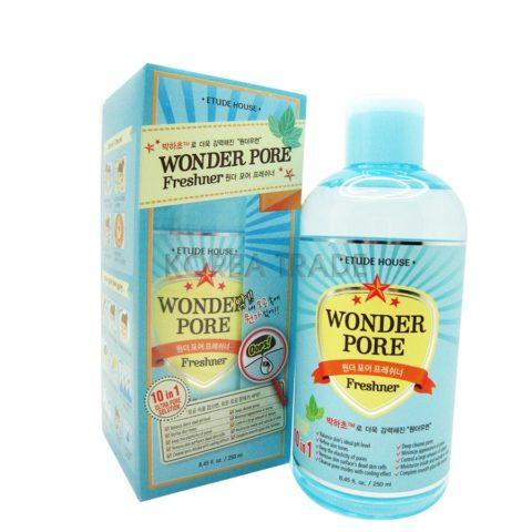 Etude House Wonder Pore Freshner 10 in 1 250 мл Тоник для очищения пор