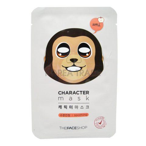 FaceShop Character Mask Monkey Тканевая маска Обезьяна