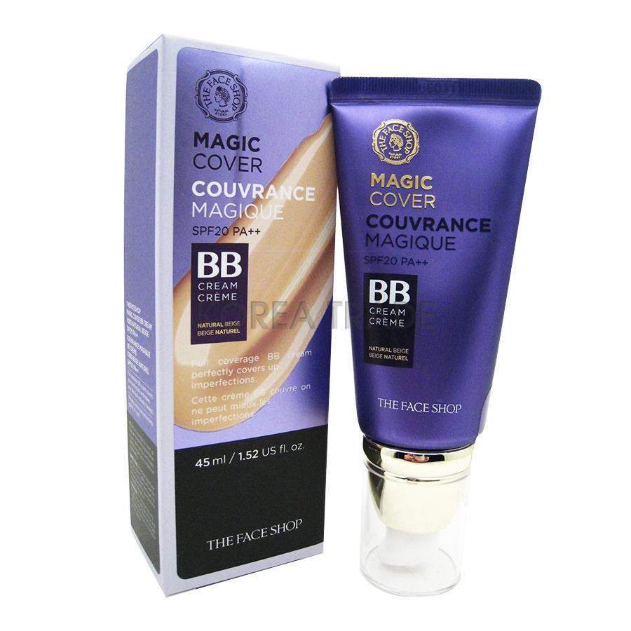 FaceShop Face It Magic Cover BB <b>Cream</b> #V203 Natural Beige ...