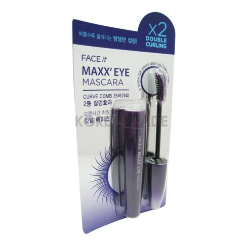 FaceShop Face It Maxx'Eye Mascara #02 DoubleCurling Тушь для ресниц