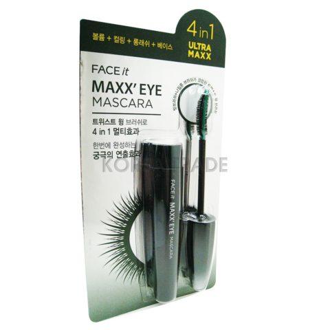 FaceShop Face It Maxx'Eye Mascara #04 UltraMaxx Тушь для ресниц