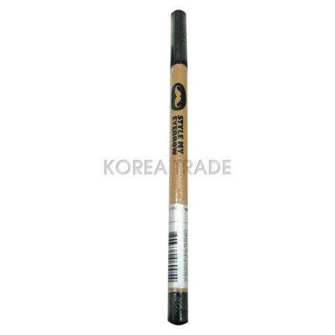 FaceShop Lovely Me:ex Style My Eyebrow #04 Black Карандаш для бровей