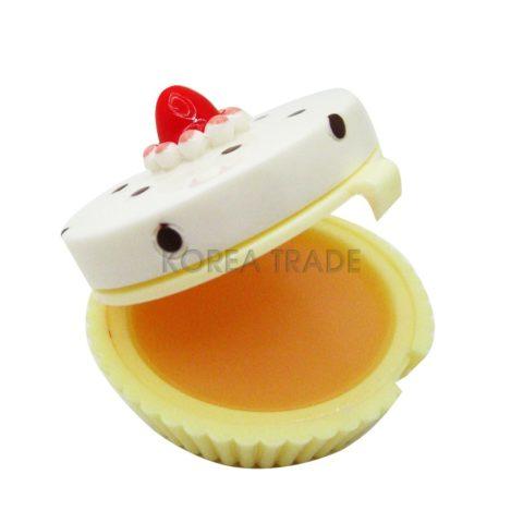 Holika Holika Dessert Time Lip Balm #03 Peach Cupcake Бальзам для губ