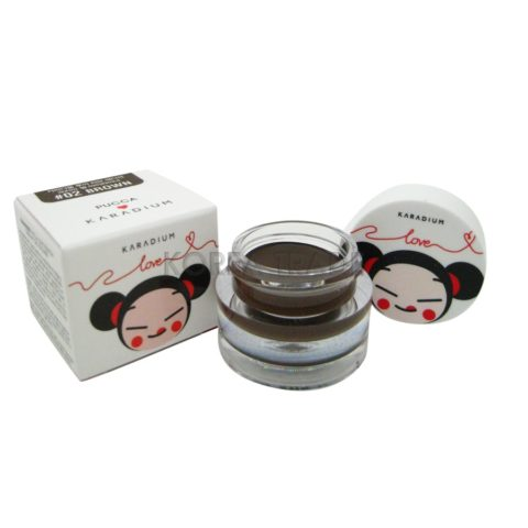 KARADIUM Creamy Gel Eyeliner #2 Pucca Edition Кремовая подводка для глаз