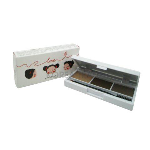 KARADIUM Eyebrow Cake #1 Pucca Edition  Палетка для макияжа бровей