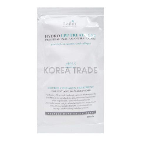 La'dor Eco Hydro LPP Treatment Pouch Увлажняющая маска для сухих и поврежденных волос 10мл