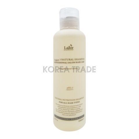 La'dor Triplex Natural Shampoo Шампунь с натуральными ингредиентами 150мл