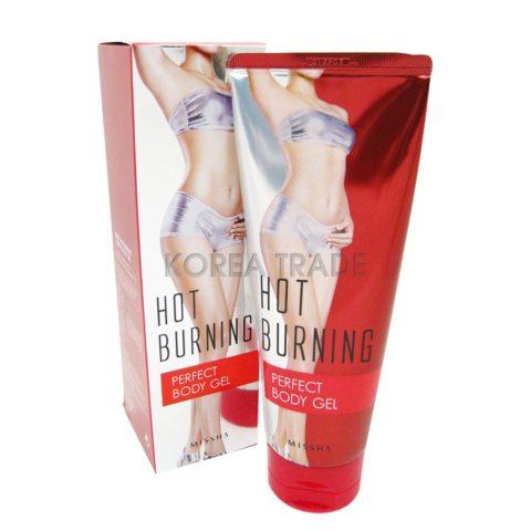 MISSHA Hot Burning Perfect Body Gel Антицеллюлитный корректирующий гель для тела