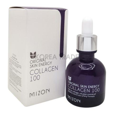 MIZON Collagen 100 Концентрированная коллагеновая сыворотка
