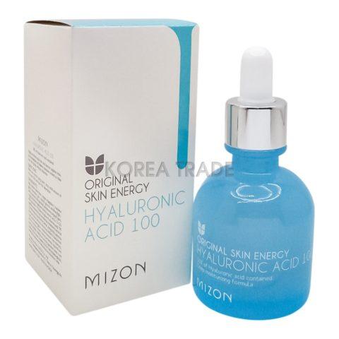 MIZON Hyaluronic Acid 100 Сыворотка с гиалурновой кислотой
