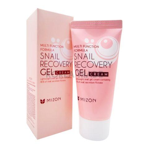 MIZON Snail Recovery Gel Cream Крем-гель с улиточным секретом