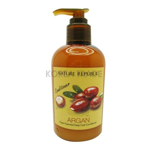 Nature Republic Argan Essential Deep Care Conditioner Увлажняющий кондиционер для волос