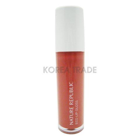 Nature Republic Eco Lip Gloss #01 Latte Блеск для губ