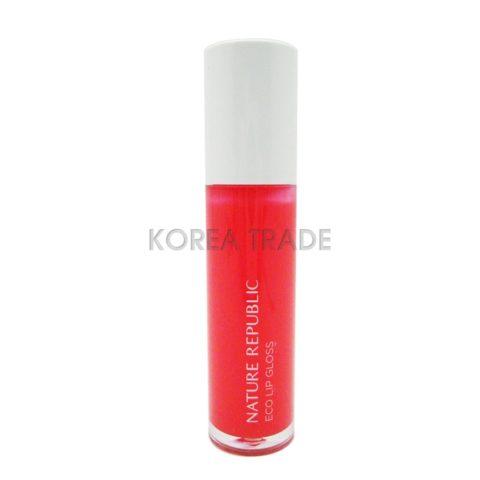 Nature Republic Eco Lip Gloss #03 Cherry Блеск для губ