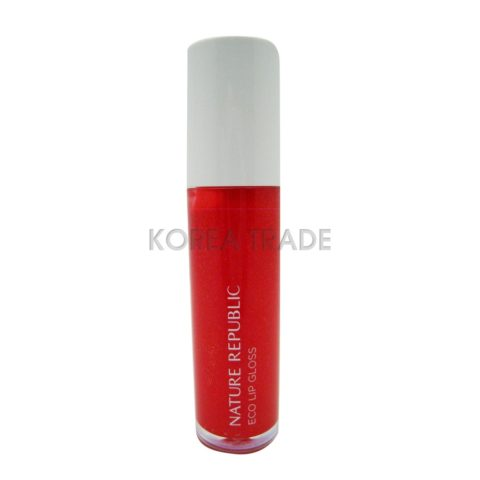 Nature Republic Eco Lip Gloss #06 Red Блеск для губ