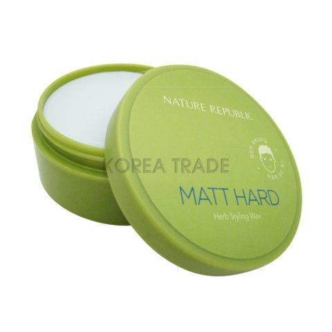 Nature Republic Herb Styling Wax #Matt Воск для укладки волос
